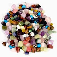 100G Natural Palm stones Tumbled stone Crystal Reiki Quartz Healing Chakra 15-30