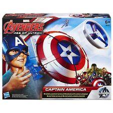 Marvel Avengers Age of Ultron - CAPITAN AMERICA STAR LAUNCH SCUDO - NUOVO