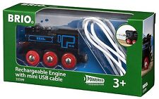 Brio World - Rechargeable Engine W Mini USB Cable