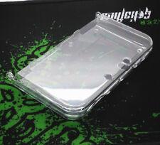 Klar kristall Plastik hard case Hülle Beschützer Für New Nintendo 3DS XL/LL