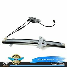 GENUINE Window Regulator Front Right Fits 00-02 Sportage 2Door OEM 0K012-58560E