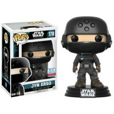 Star Wars Rogue One JYN With Helmet NYCC 2017 US Excl Funko Pop Vinyl Fun20119