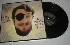 "THE MIKE GUNN - A DREAM ABOUT JIM   GERMAN 7 TRACK 10"" EP LIMITED #133/550"