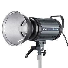 400W Aluminum Alloy Construction GN.60 5600K Studio Flash Strobe Light Monolight