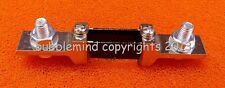 Shunt Resistor (200A 75Mv) (FOR DC Current Meter Amp Analog Voltmeter Ammeter)