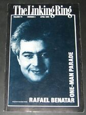 Linking Ring Brotherhood of Magicians April 1994-Rafael Benatar