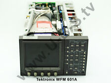 Tektronix WFM 601A - Serial Component Waveform Monitor