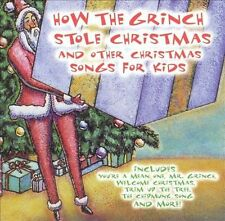 FREE US SHIP. on ANY 2 CDs! NEW CD : How the Grinch Stole Christmas and Other Ch