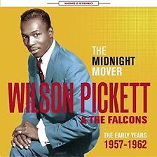 Wilson Pickett & The - Midnight Mover:Early Years 1957-62 [New CD] UK - I