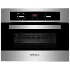 Edesa Urban H550X Slim Four Encastré + Barbecue 40L Topslide Email Noir Verre