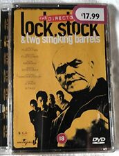 Lock, Stock And Two Smoking Barrels  Directors Cut [DVD] [1998]