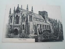 Old Postcard SELBY ABBEY Franked+Stamped Brotton   §R60