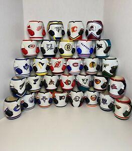 Complete Set Of 30 NHL Jersey's Beer Drink Holders Coolie/Koozie