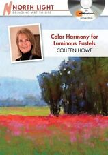 NEW! Color Harmony for Luminous Pastels with Colleen Howe [DVD]