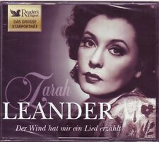 Zarah Leander - Der Wind hat mir ein lied erzählt  -   Reader's Digest  3 CD BOX