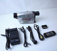 Panasonic NV-VS4 S-VHS-C Camcorder // geprüft tested