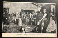 Mint 1910 KUK WWI Feldpost Polish Legion Poland Real Picture Postcard Cover