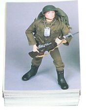 G I ( GI ) Joe 30th Salute by Comic Images in 1994 Comp 90 card base set.