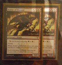 Mtg avatar of discord foil x 1 great condition