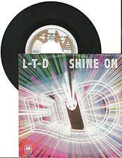 "L.T.D., Shine On, G/VG, 7"" Single, 1525"
