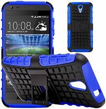 GizzmoHeaven HTC Desire 620 Shock Proof Phone Case Heavy Duty Hard Stylish With