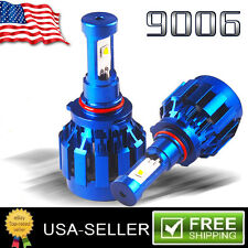 YITA 9006 HB4 LED Headlight Bulbs 80W 8000LM Low Beam Light 6000K White