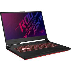 ASUS ROG Strix G15 15.6  Gaming Laptop Core i7 8GB RAM 512GB SSD - NVIDIA GeForc
