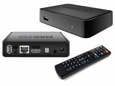 MAG 250 IPTV Set Top Box Linux Media Player