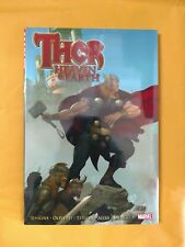 THOR HEAVEN AND EARTH HARDCOVER MARVEL COMICS (2011)