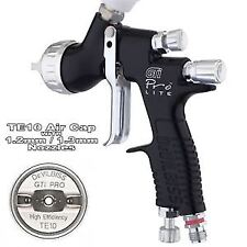 Spraygun Devilbiss GTI Pro Lite TE10 nuzzles 1.3 + 1.2 mm spray gun car painting