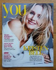 YOU Magazine July 2018 KRISTEN BELL-BRIAN LITTRELL-INDIA HICKS-CLEMENTINE FORD