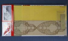 Artwox Kongo Wooden Deck w/Masking Sheet & Photoetch for Fujimi #421629 (2in1)