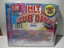 Hit Mania Dance Volume 6 NEW NUOVO SIGILLATO SEALED CD