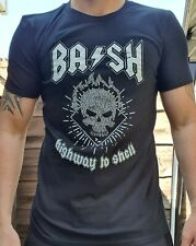 Bash Highway to shell Tshirt, Linux, ACDC, Highway to hell