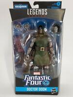 Fantastic Four Marvel Legends Doctor Doom 6-Inch Action Figure HASBRO