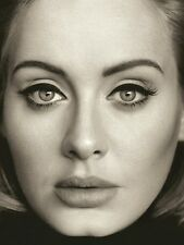 POSTER ADELE MUSIC MUSICA HELLO 19 21 ALBUM POP CD FOTO LP SEXY PRINT SKYFALL 6