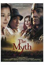 THE MYTH Movie POSTER 27x40 Jackie Chan Hee-seon Kim Tony Leung Ka Fai Mallika