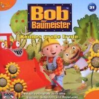 """BOB DER BAUMEISTER """"KNOLLES GROßE ERNTE (FOLGE 31)""""  CD NEW"""
