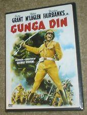 Gunga Din (DVD, 2004), NEW & SEALED, FULL SCREEN, REGION 1, A CARY GRANT CLASSIC