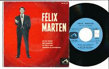 "FELIX MARTEN EP 7"" FRANCE BAL DE VIENNE (DE BORIS VIAN)"