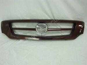 NOS OEM Mazda B 3000 Grille w/Chrome Emblem 2001 - 03 Passion Rose II Pearl