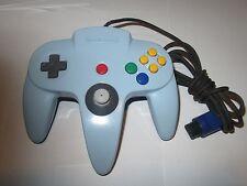 Genuine N64 Nintendo 64 controller BLUE NUS-005 Joy Stick