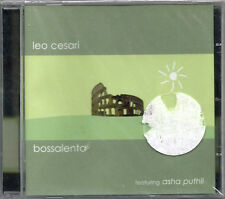 CD LEO CESARI Bossalenta (Cinevox 08) electro bossa dance Asha Puthli SEALED!