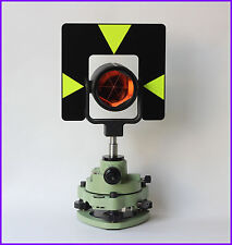 NEW All metal single Prism Tribrach set system for Leica total station surveying