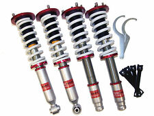 TRUHART STREET PLUS SPORT COILOVERS KIT w/ Top Hat for 97-01 Honda CR-V / CRV