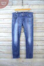 Jeans da donna blu Levi's taglia 38