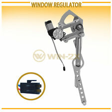 1pc New Front Right Power Window Regulator w/ Motor Assy Fit Chevy/GMC/Cadillac