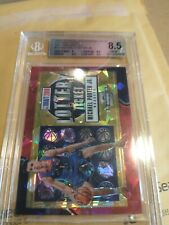 #14 Panini Contenders Lottery Ticket Michael Porter Jr cracked red ice Bgs 8.5