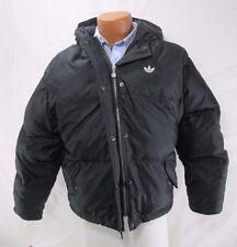 ADIDAS DOWN PUFFER COAT WOMENS SIZE MEDIUM  winter puffa feather jacket