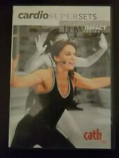 Cathe Friedrich's Low Impact Series Dvd: Cardio Supersets